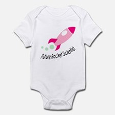 Baby Rocket Scientist Onesie