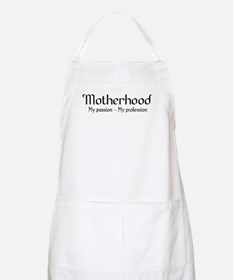 Motherhood for light backgrounds Apron
