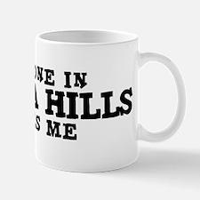 Laguna Hills: Loves Me Mug