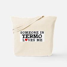 Termo: Loves Me Tote Bag