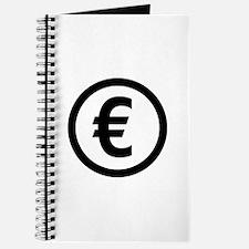 Euro symbol Journal