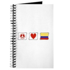 Peace, Love and Colombia Journal