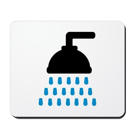 Shower Mousepad