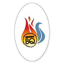 Bar B Q Decal