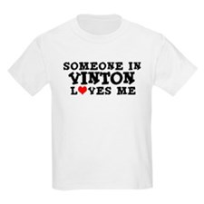 Vinton: Loves Me Kids T-Shirt