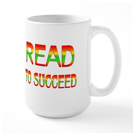 Read to Succeed Large Mug