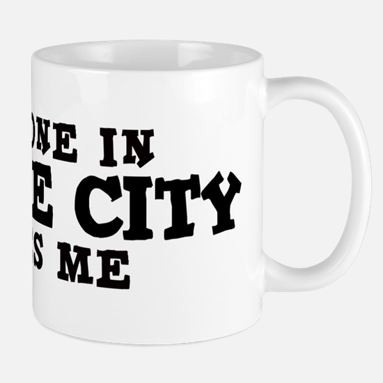 Temple City: Loves Me Mug