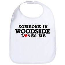 Woodside: Loves Me Bib