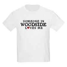 Woodside: Loves Me Kids T-Shirt
