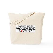 Woodside: Loves Me Tote Bag
