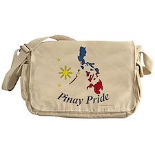 Pinay Pride Messenger Bag