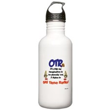 OTR Imagination Old Time Radio Water Bottle