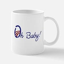 Funny Oh no obama Mug