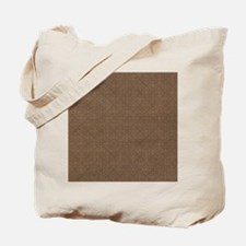 Brown Crosses.jpg Tote Bag