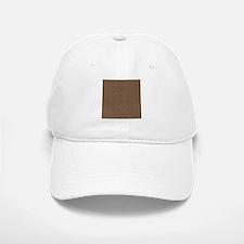 Brown Crosses.jpg Baseball Baseball Cap