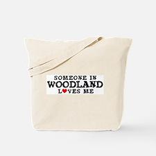 Woodland: Loves Me Tote Bag