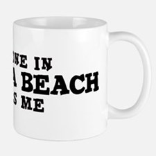 La Selva Beach: Loves Me Mug