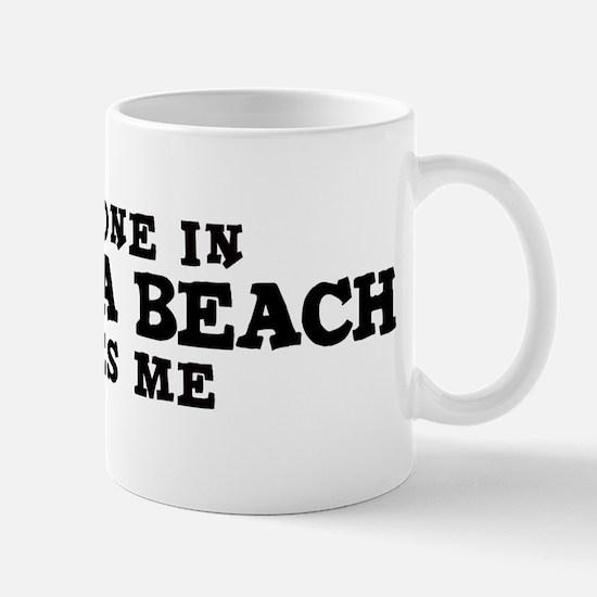 La Selva Beach: Loves Me Mug