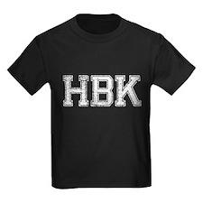 HBK, Vintage, T