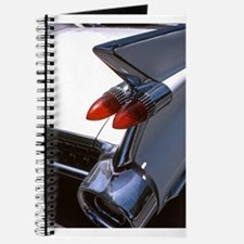 Cars: Classic Caddy Tail Fin Journal