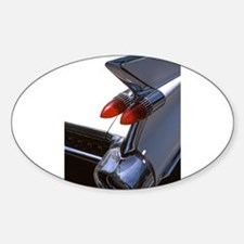 Cars: Classic Caddy Tail Fin Decal
