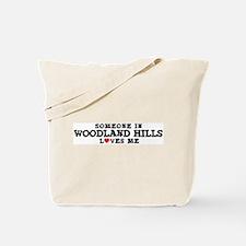 Woodland Hills: Loves Me Tote Bag
