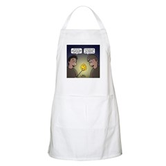 roasting marshmallows Apron