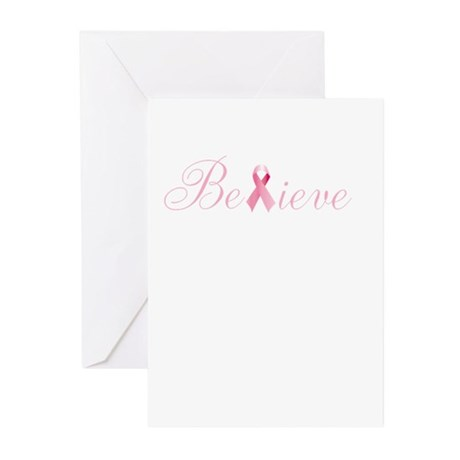 Believe Greeting Cards (Pk of 20)