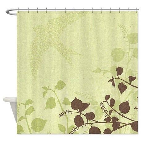 watermark birdjpg shower curtain