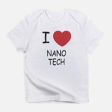 I heart nano tech Infant T-Shirt