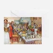 Scandinavian Celebration Greeting Cards (Pk of 20)
