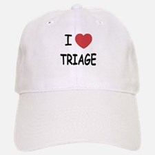 I heart triage Baseball Baseball Cap