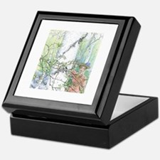 Swedish Spring Keepsake Box
