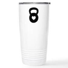 Unique Kettlebell Travel Mug