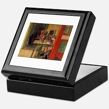 The Reader, Carl Larsson Keepsake Box