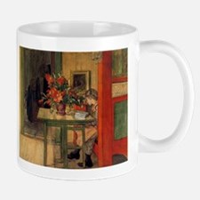 The Reader, Carl Larsson Mug