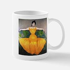 Madame Yellow, Max Kurzweil Mug