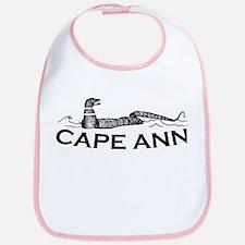 Cape Ann - Sea Serpent Design. Bib