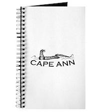 Cape Ann - Sea Serpent Design. Journal
