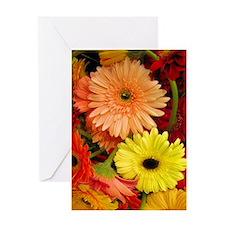 Gerbera Daisies Greeting Card