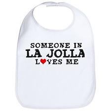 La Jolla: Loves Me Bib