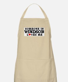 Windsor: Loves Me BBQ Apron