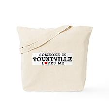 Yountville: Loves Me Tote Bag