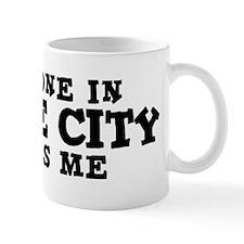 Tahoe City: Loves Me Mug