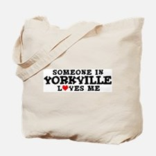 Yorkville: Loves Me Tote Bag