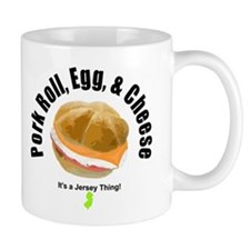 Pork Roll Small Mug