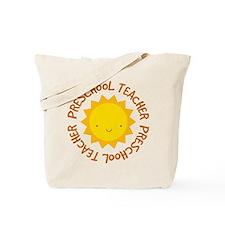 Preschool Teacher Gift Tote Bag
