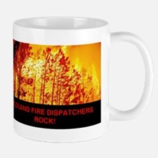 WILDLAND, FIRE DISPATCHERS ROCK Mug