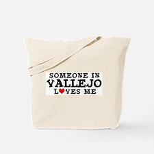 Vallejo: Loves Me Tote Bag