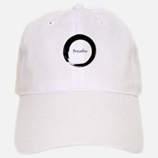 Enso with Breathe Baseball Baseball Cap
